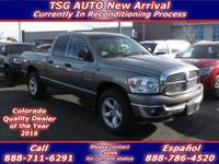 **** JUST IN FOLKS! THIS 2008 DODGE RAM 1500 HAS JUST