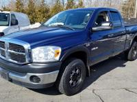 Get lots for your money with this  2008 Dodge Ram 1500.