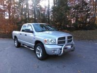 Step into the 2008 Dodge Ram 1500! Comprehensive style