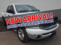 Clean CARFAX. Bright White Clearcoat 2008 Dodge Ram