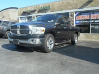 Come test drive this 2008 Dodge Ram 1500! Very clean