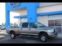 Beautiful 2 Owner Clean carfax Dodge Mega cab with