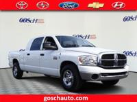 Gosch Auto Group is excited to offer this 2008 Dodge
