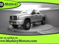 Our Carfax Accident-Free 2008 Dodge Ram 2500 Laramie