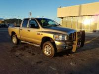 Alloy Wheels, Trailer Hitch, 4x4, CD Player, iPod/MP3