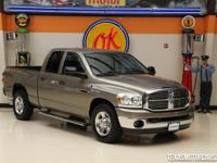 This 2008 Dodge Ram 2500 SLT is in great shape with