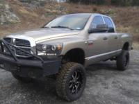 2008 Dodge Ram 2500 HD ST Quad Cab 4x4. This truck has
