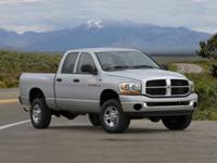2008 Dodge Ram 3500 Laramie 4WD Recent Arrival! Bright
