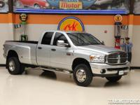 This 2008 Dodge Ram 3500 SLT is in great shape with