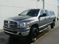 CLEAN CARFAX * 6.7L CUMMINS TURBODIESEL * 4X4 * OFF