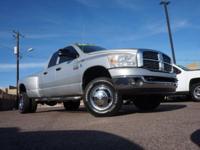 Options:  2008 Dodge Ram 3500 Dually 4X4 Slt 4Dr Quad
