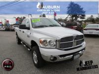 LOW MILES, 1 OWNER, CRUISE CONTROL!  This 2008 Dodge
