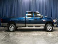 Clean Carfax Two Owner 4x4 Diesel Truck with 6 Speed