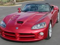 2008 Dodge SRT-10 Viper 2 Door Convertible with Venom