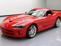 This awesome 2008 Dodge Viper comes loaded with the