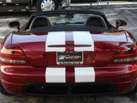 This is a Dodge Viper for sale by Euro Motorsport. The