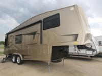 This 2008 Domani 5th wheel is in excellent condition.