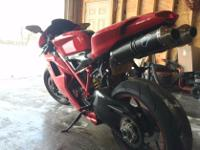 Make: Ducati Model: Other Mileage: 5,935 Mi Year: 2008