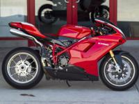 Make: Ducati Model: Other Year: 2008 Condition: Used