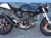 Make: Ducati Model: Other Mileage: 7,238 Mi Year: 2008