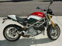 This bike is in excellent condition with Termignoni