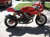 Make: Ducati Model: Other Mileage: 4,400 Mi Year: 2008