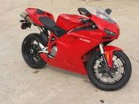 This is a stunning Ducati i hate to part with. Bike is
