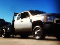 I have 2008 flatbed duramax 3500. Great running truck,