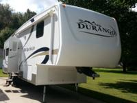 REDUCED 2008 Durango Fifth wheel camper by KZ $18,000