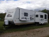 RV Type: Travel Trailer Year: 2008 Make: Dutchmen