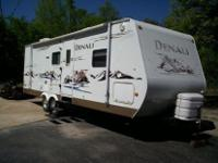 Denali laminated travel trailers and fifth wheels for