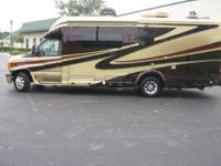 RV Type: Class C Year: 2008 Make: Dynamax Model: Isata