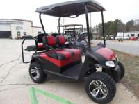 Year: 2008 Condition: Used Ez-go RXV 48 Superior Inside