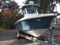 2008 Everglades Boats 240cc Solid Offshore Yet