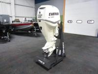 NICE 2008 EVINRUDE E-TEC 225DPXSC DIRECT-INJECTED
