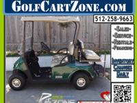 2008 EZGO RXV Gas.  We simply obtained these delicately