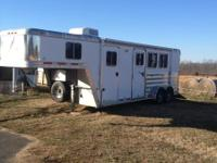 Great trailer we are just upgrading. Featherlite 3