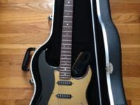 This is a very nice hardly ever used 2008 Fender