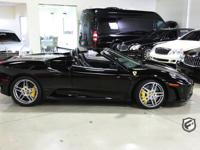 This 2008 Ferrari F430 Spider is a very nice car with