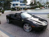 2008 FERRARI 430 SPIDER A BEAUTIFUL 2008 FERRARI F430
