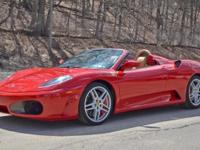 ** One Owner 2008 Ferrari F430 Spider ** Clean Carfax,