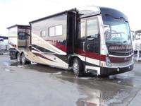 This immaculate 2008 Fleetwood American Tradition 42'