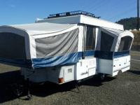 2008 Fleetwood (TL3921A) Tent Trailer w/slideout,