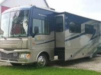 2008 Fleetwood Bounder, Engine: Ford Vio, Automatic