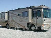 Model 38L with 4 slide-outs. A beautiful coach with