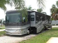 2008 Fleetwood Expedition 38V, 52,200 miles, Length: