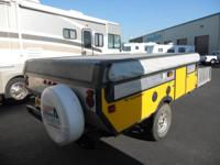 2008 Fleetwood Folding Trailer, E2 ~ Evolution  Stock #