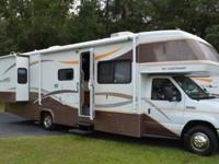 This 2008 Fleetwood Tioga Model 31M has one of the best