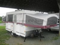 USED 2008 Fleetwood Saratoga Pop Up Spacious and Loaded