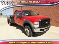 Options Included: Pronghorn Storage Flatbed, Tow
